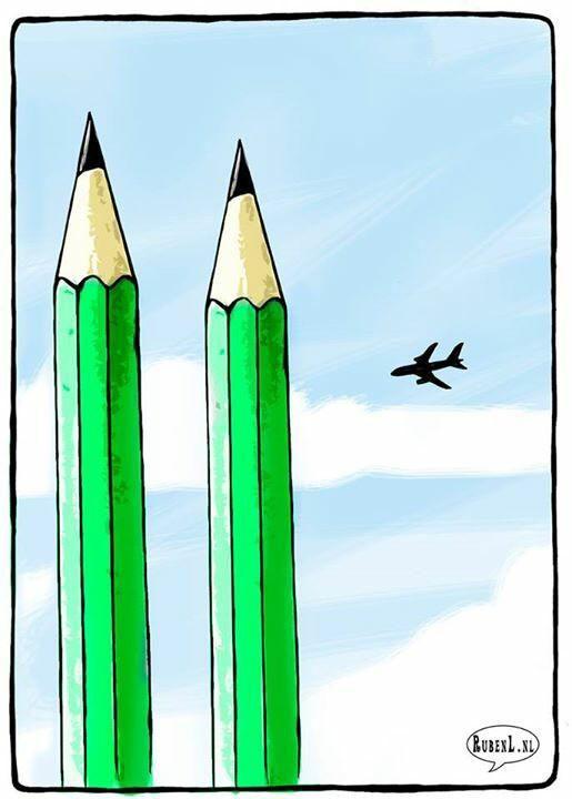twin pens